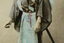 Samurai - Onna Bugeisha