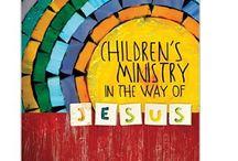 Children's ministry books