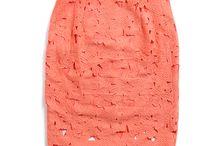 Skirts....