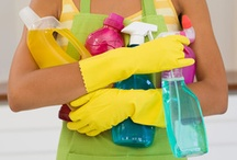 Cleaning Tips / by Dawn H