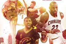 CAVS / My favorite team ever... I support them since 2010 because of Kyrie then Lebron and now we are the CHAMPIONS