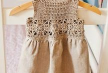 Cheesecloth dresses