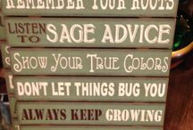 How does your garden grow? / growing fruits, veggies, herbs, flowers.....
