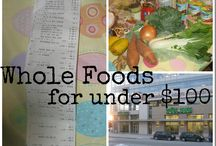 Food shopping  / by Jen Hopper-Praediger