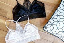 lingerie et maillot
