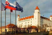 SLOVAKIA - my country ❤