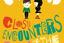 Geek Chic Books in YA / A guest post for Laura <3 aka Sisterspooky / by Booktopia