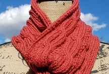 Scarf Patterns / You can knit up these scarves yourself with our new Suri Silk Yarn! Make your own pattern and design available in several colors to choose from.