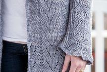 Swetry, bolerka