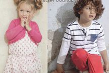 Jean Bourget Childrens Clothing / French brand Jean Bourget offering Boys and Girls a modern wardrobe.