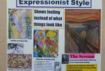 ART Expressionism