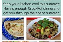 Crockpot recipes / by Caitlyn Chura