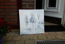 malarstwo akryl