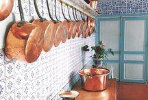 Westwing • Kitchen / Bij deze keukens dromen wij helemaal weg! Zit jouw droomkeuken ertussen? Kijk voor meer inspiratie op: http://westwing.me/shopthelook