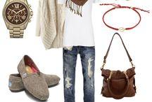 Stuff I should consider wearing, since I'm a girl.