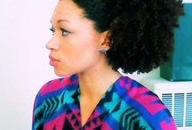 Afrotastic / Collection of natural hair