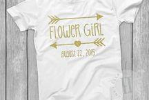 Ring bearer and flower girl ideas