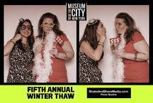 Museum of the City of New York 2015 Winter Thaw / NYC Photo Booth
