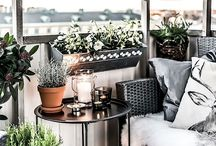 Small Balconyes