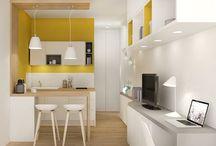 Małe mieszkania w rozmiarze XS