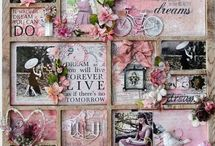 Scrapbook Shadowboxes