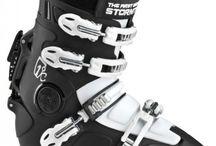 Deeluxe Boots 15/16 / Freeride Ski Boots