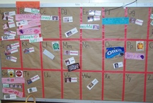 Word wall  / by Mary Cheatham
