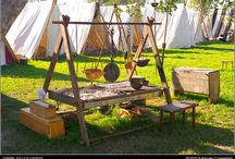 medieval & self reliance / medieval nick knacks and old fashioned bushcraft / by Shay Loftin