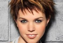 Short Hairstyles 2 / Short and very short hairstyles for women. Photos of the latest haircuts.