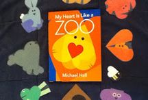 book nook: my heart is like a zoo