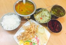 South Indian #Vegetarian #Lunch #Recipes / Quick Lunch #Menu #Ideas