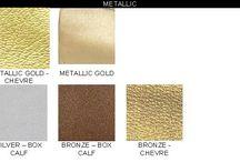 Metalik renkler