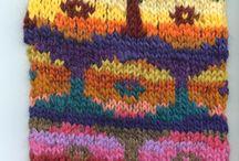Strikking knit
