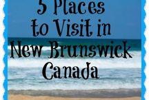 Road trip 2018-New Brunswick