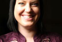 Amy Allan beautiful psychic woman / by wayne via