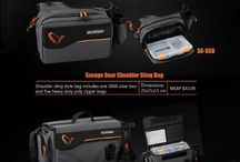 Savage Gear Bags