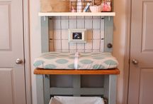 Everly's nursery / by Christy Tanner
