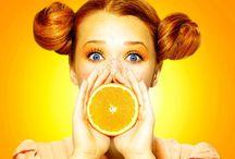 Оранжевое настроение.