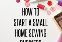home sewing bussiness