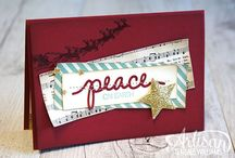Stampin' Up! Cozy Christmas (RETIRED)