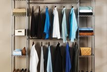 Closet Organizer Ideas: Sets Bedroom: Iron, Metal, Wooden / To keep more spacious and organize our bedroom is the way through using very suitable closet organizer in the best way. Closet organizer must fit to our available space exactly to organize our clothes and other accessories. In that case closet organizer not only useful but also beautify the room.