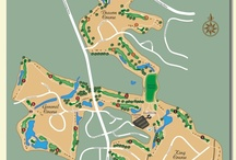 Golf Course Maps . Country Club Maps