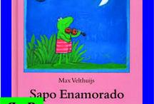 Amor en la literatura infantil / Personajes enamorados / Personatges enamorats