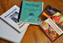 Family Cookbook Ideas / by Terri Prestwich