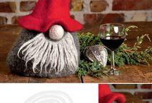 Nisser og jul