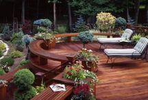Deck/outdoors