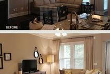 small living room decorations idears