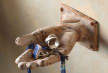 Keramikk / Gode ideer for arbeid med leire