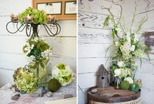 Centrepieces + Decor