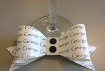 Wedding/Dinner Party/Occasions Contemporary Guest Place Markers